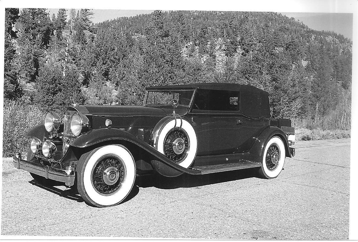 1932 packard 903 victoria super eight