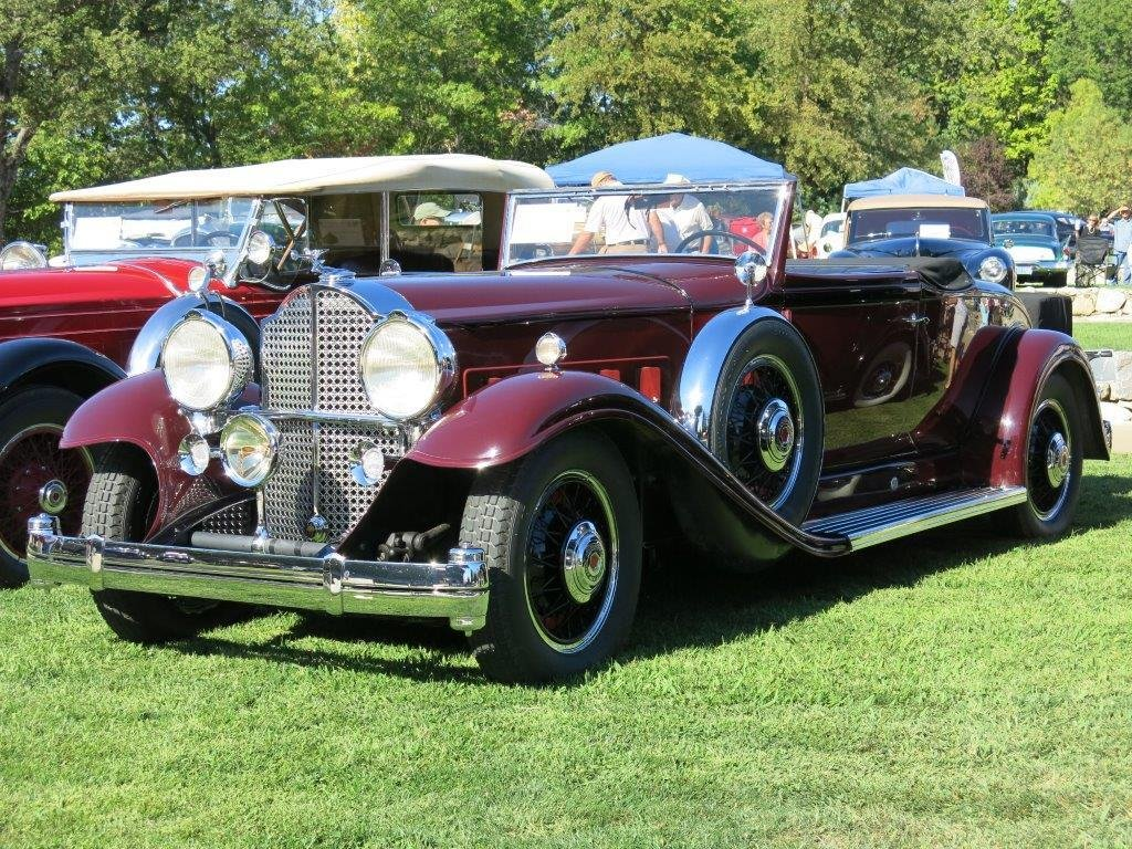 1932 packard 903 super 8 coupe roadster