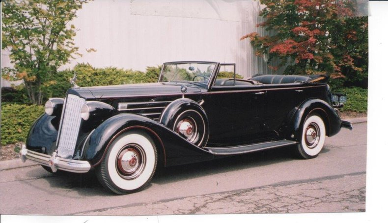1937 Packard 1508 For Sale