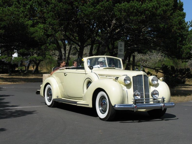 1938 Packard VICTORIA CONVERTIBLE For Sale