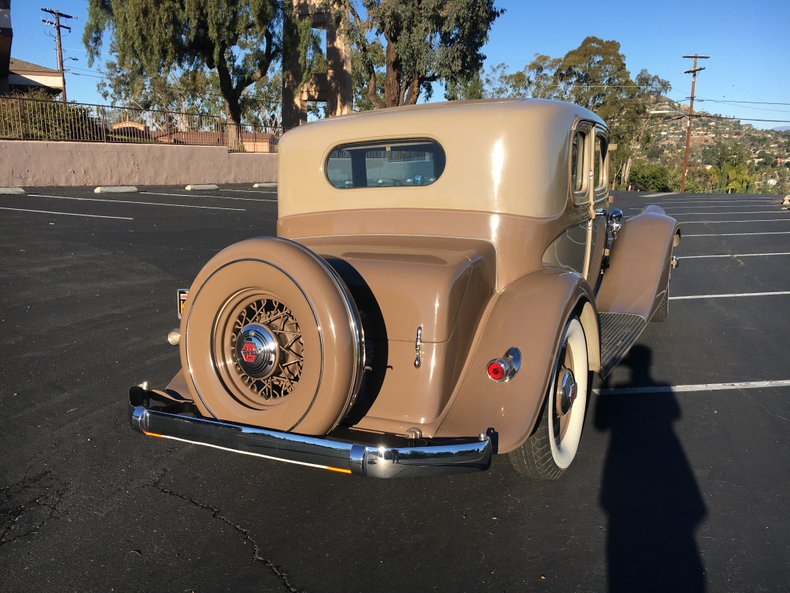1933 Pierce Arrow 1236 For Sale