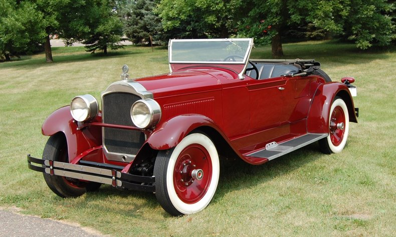 1928 Packard Roadster For Sale