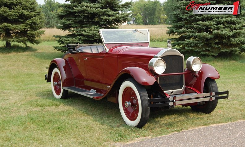 1928 Packard Roadster