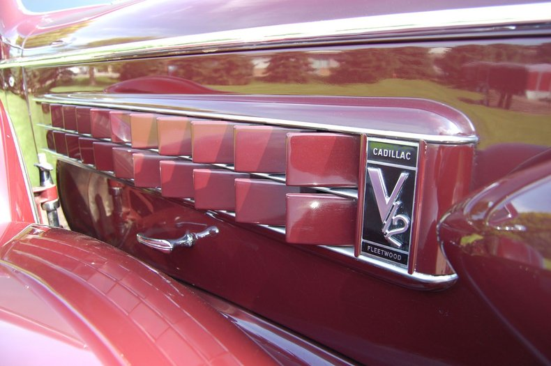 1936 Cadillac Series 85 For Sale