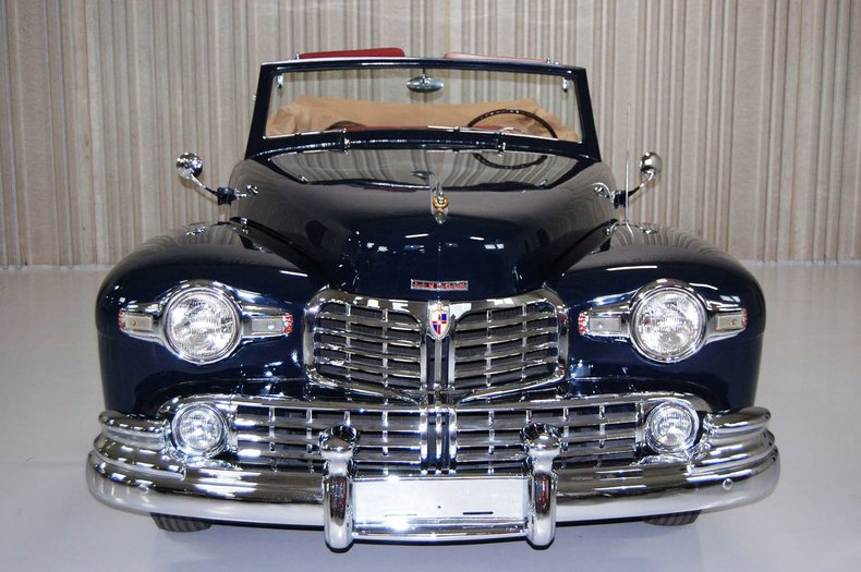 1948 Lincoln Continental For Sale