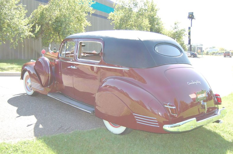 1941 Packard Super 8 For Sale
