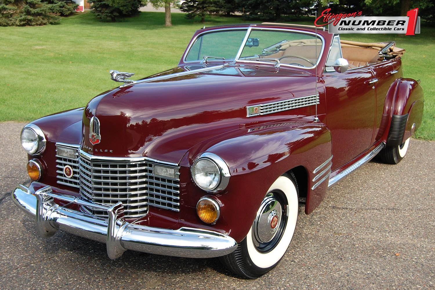 1941 Cadillac Convertible | Classic Car Club of America