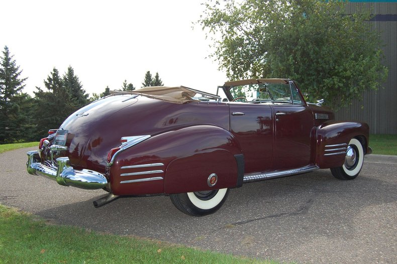 1941 Cadillac Convertible For Sale