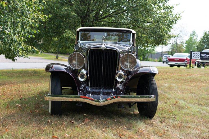 1931 Auburn 8-98A For Sale