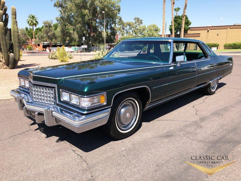 1976 Cadillac Sedan DeVille