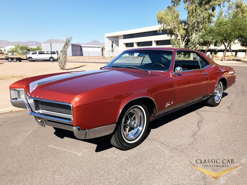 1966 buick riviera gs for sale #94172 | mcg
