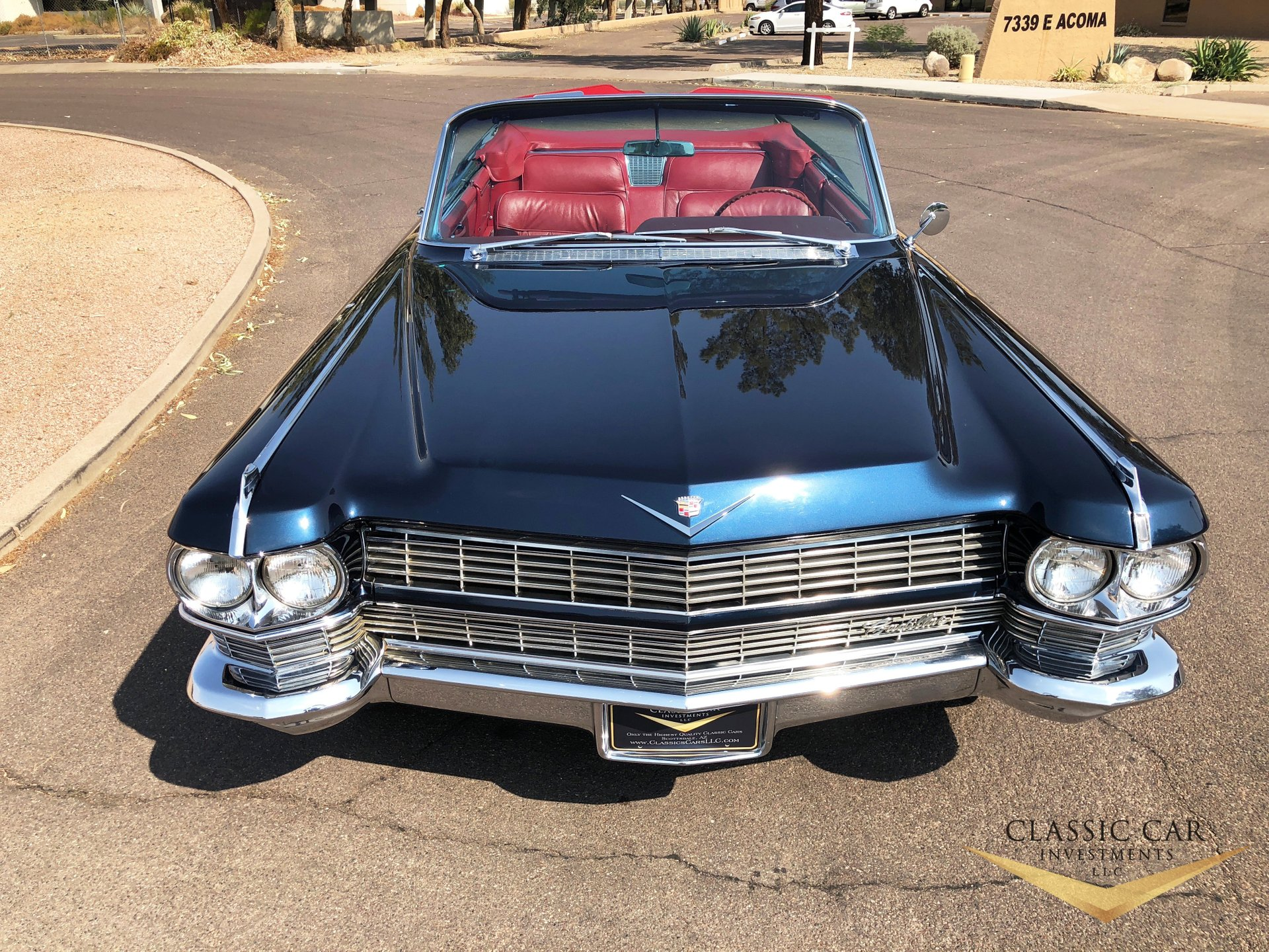 1964 Cadillac DeVille For Sale