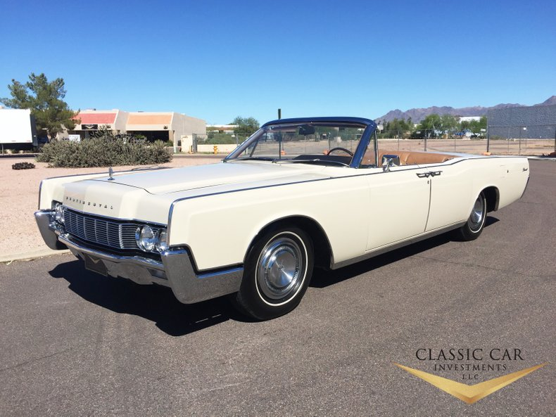 1967 Lincoln Continental Classic Car Investments Llc