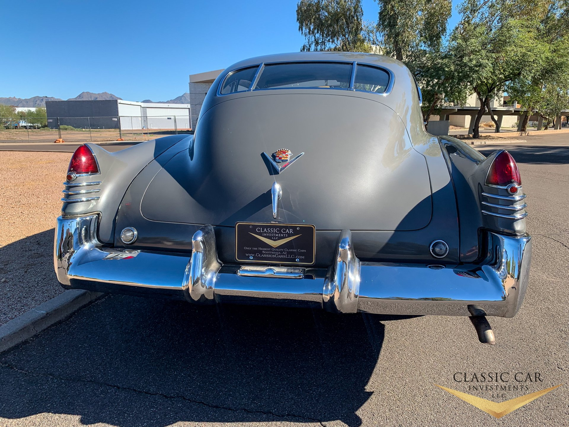 1948 Cadillac Series 62 Club Coupe For Sale 109630 Mcg