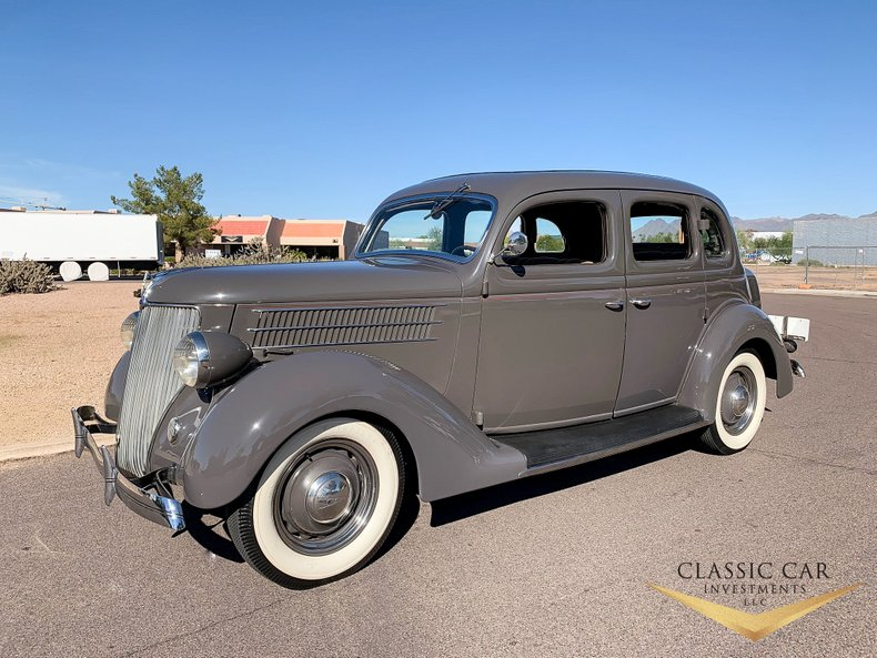 1936 Ford Deluxe For Sale