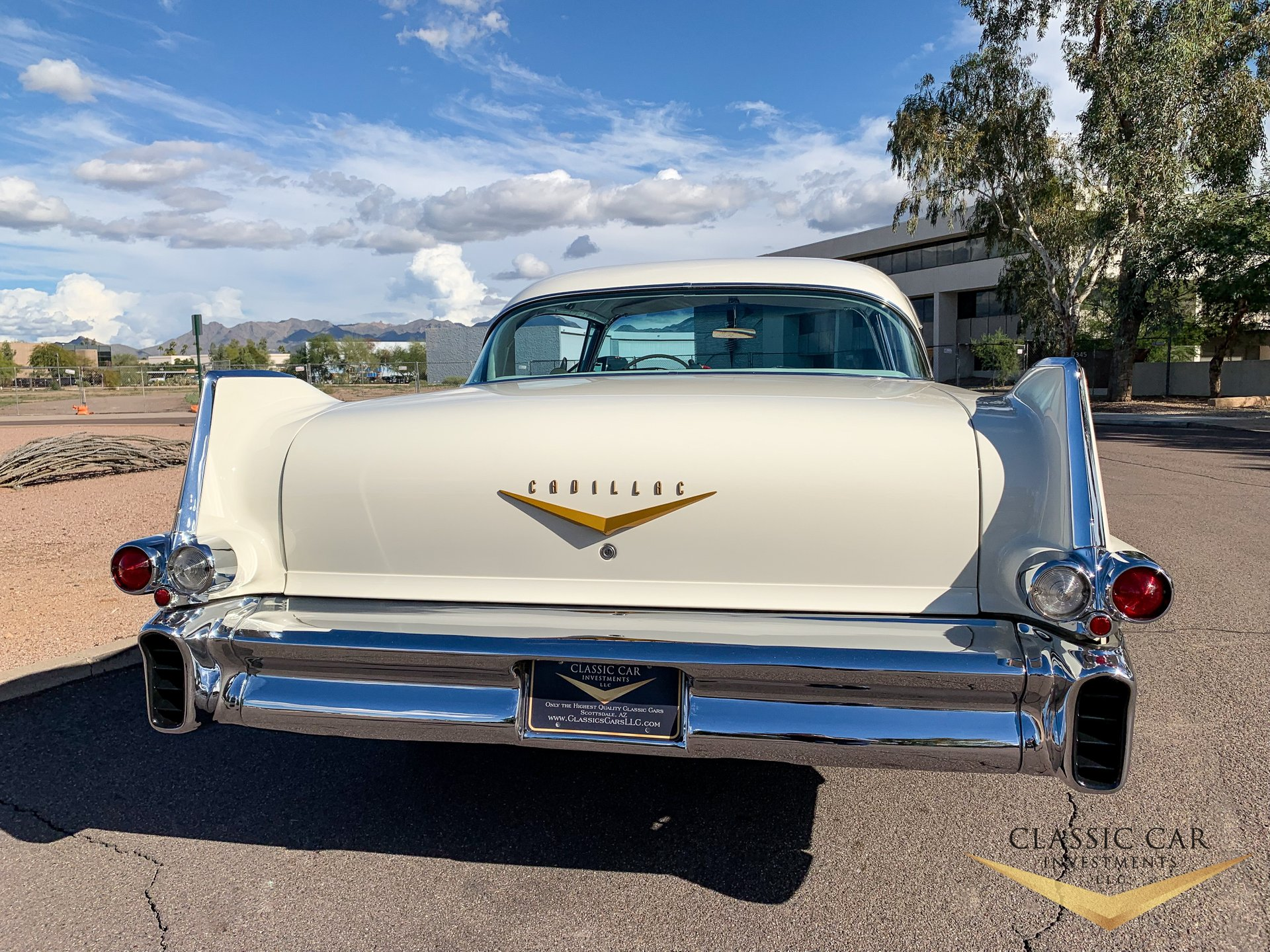 1957 Cadillac Sedan Deville For Sale 110512 Mcg