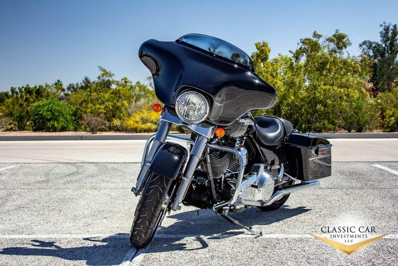 2010 Harley Davidson Street Glide FL-HX