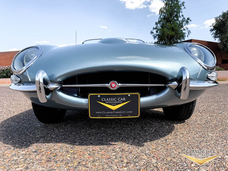 1964 Jaguar E Type 3 8l Roadster For Sale 164762 Motorious
