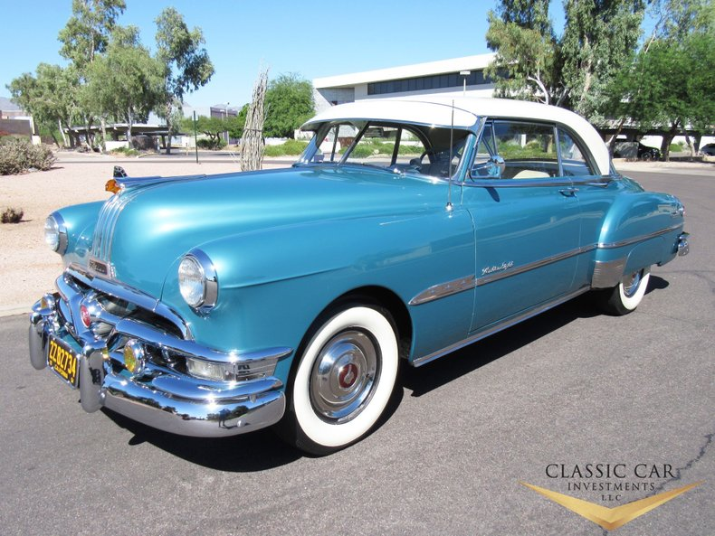 1951 Pontiac Coupe For Sale: 1951 Pontiac Catalina For Sale #92076