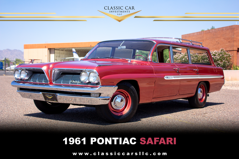 1961 Pontiac Catalina For Sale