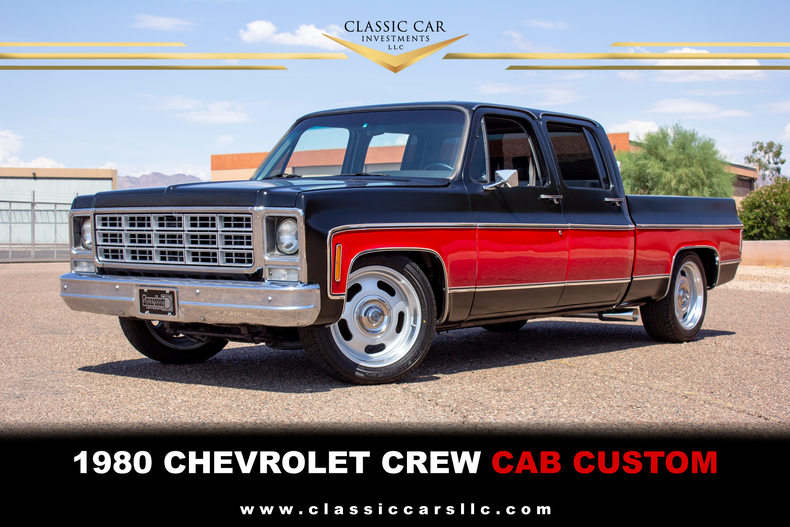 1980 chevrolet crew cab custom