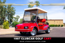 1997 Club Car Golf Cart