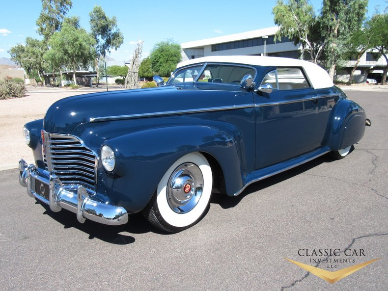 1941 Buick Roadmaster For Sale