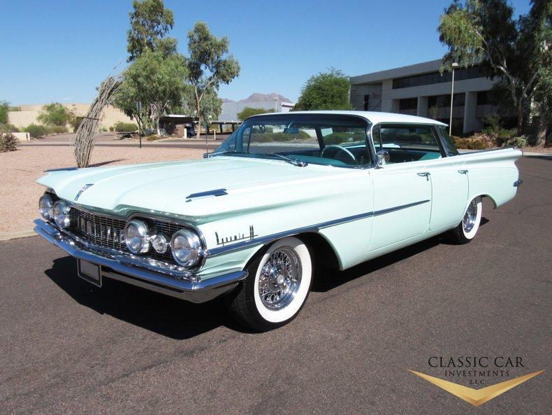 1959 Oldsmobile Dynamic