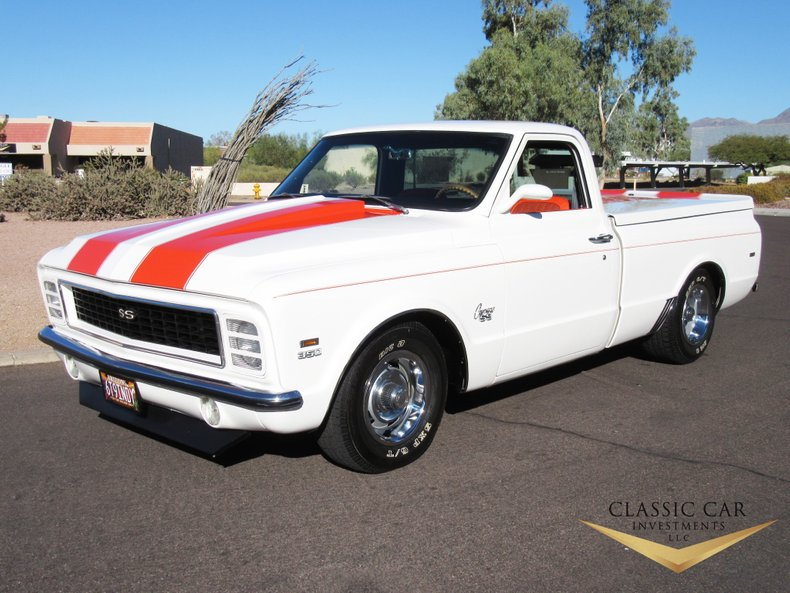 1969 Chevrolet C10 Indy Pace Truck For Sale 92103