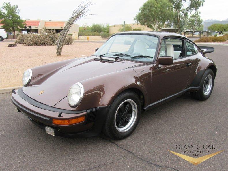 1976 Porsche 930 Turbo Coupe For Sale 92104 Mcg