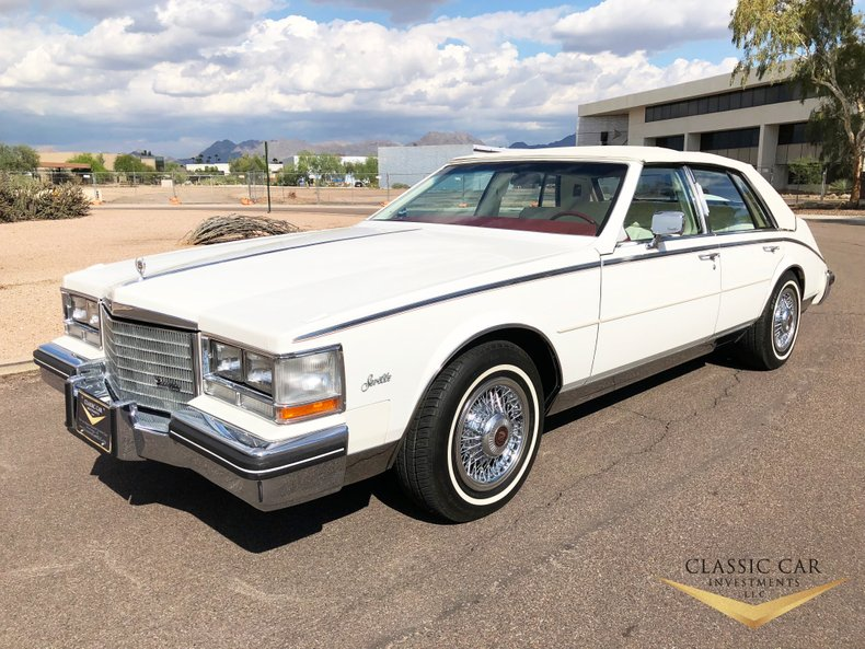 1985 Cadillac Seville Classic Car Investments Llc