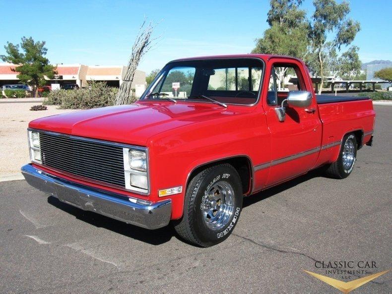 1984 Chevrolet 1/2-Ton Pickup