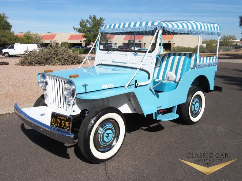 1960 Willys Jeep For Sale