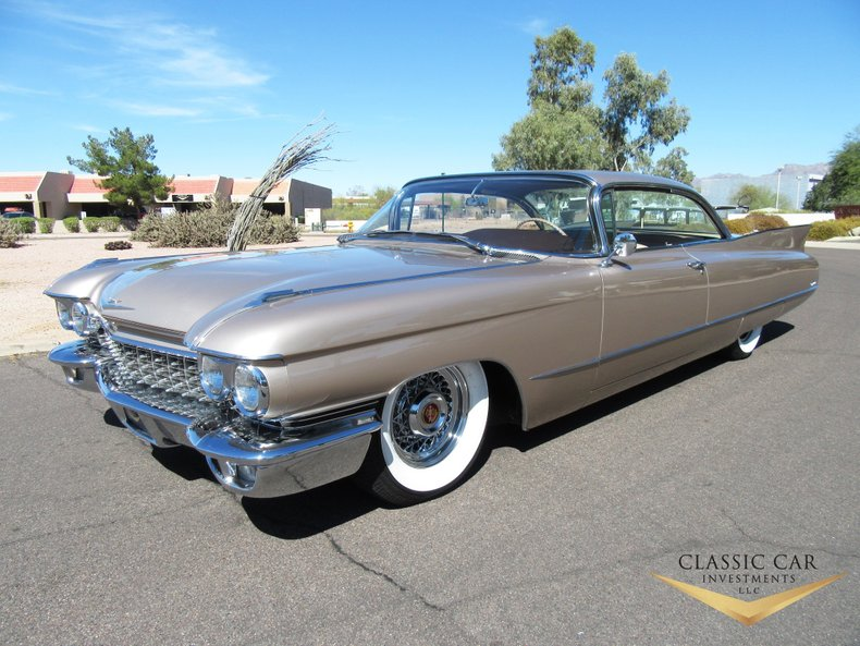 1960 Cadillac Coupe DeVille