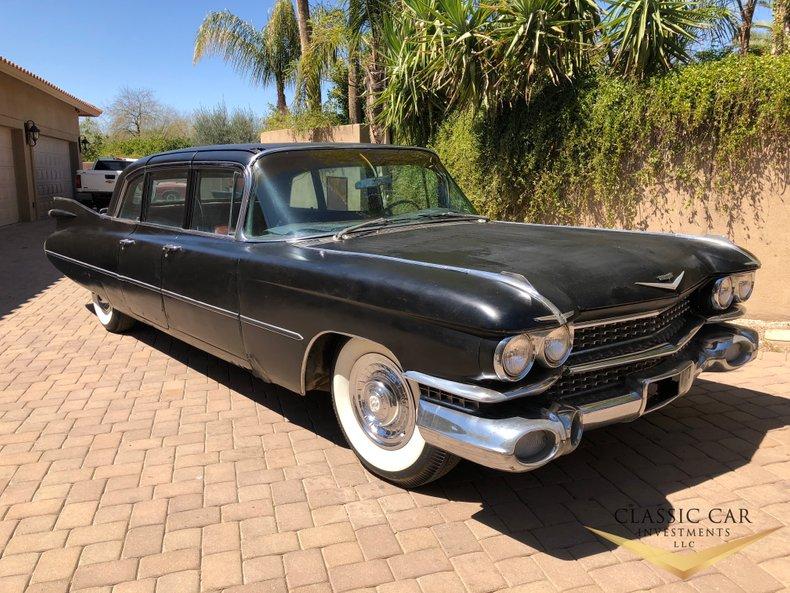1959 Cadillac Fleetwood Classic Car Investments Llc