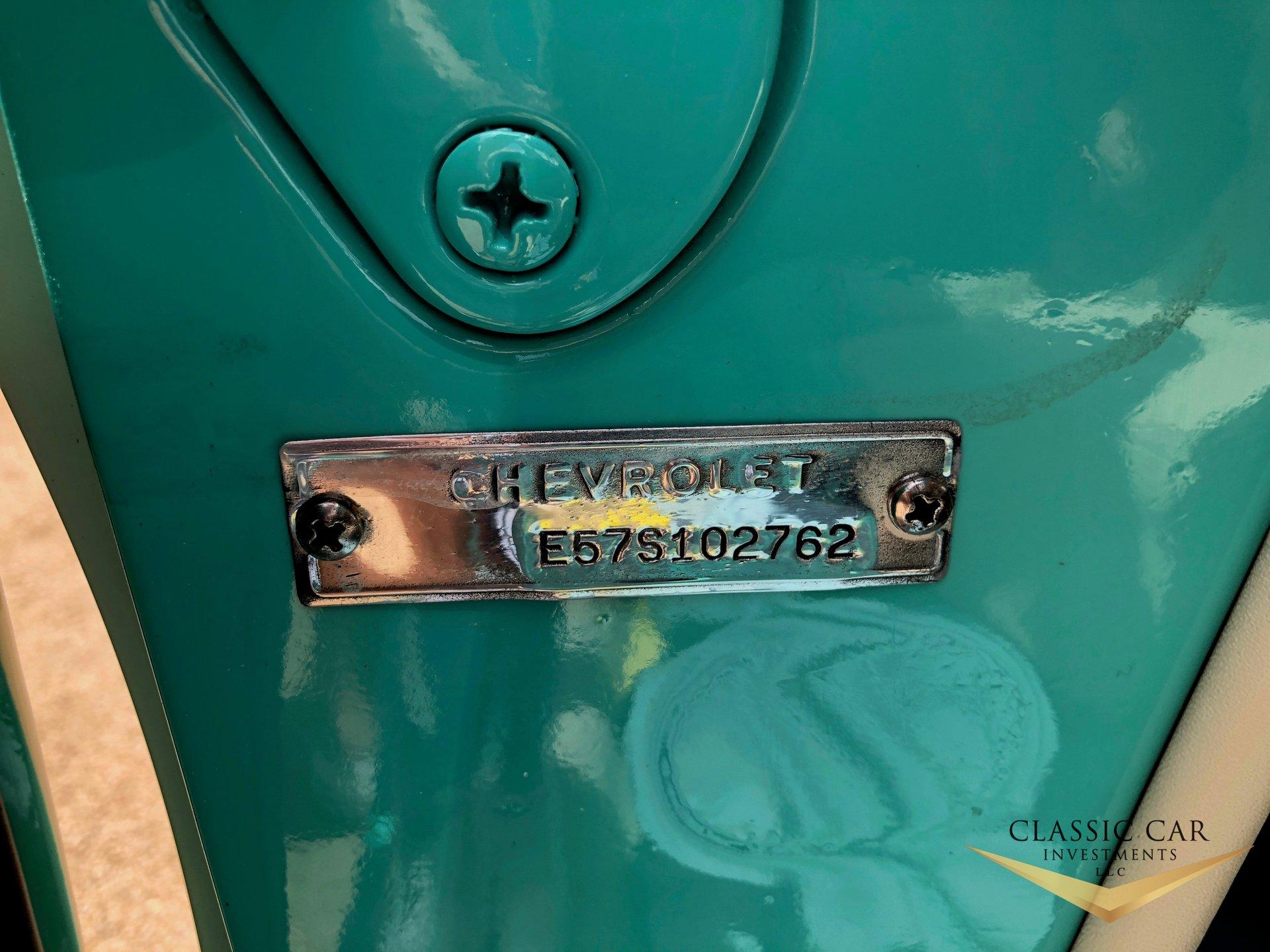1957 Chevrolet Corvette Roadster for sale #92109   MCG