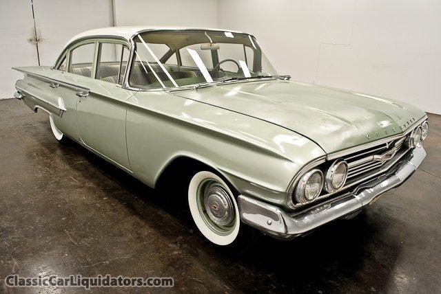 1960 Chevrolet Bel Air/150/210