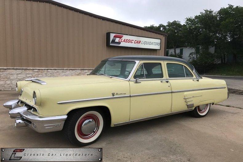1953 Mercury Monterey