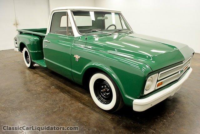 1967 Chevrolet C-10