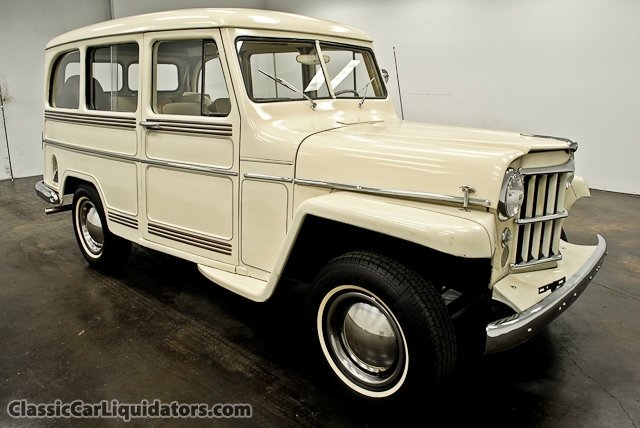 1958 Willys Other