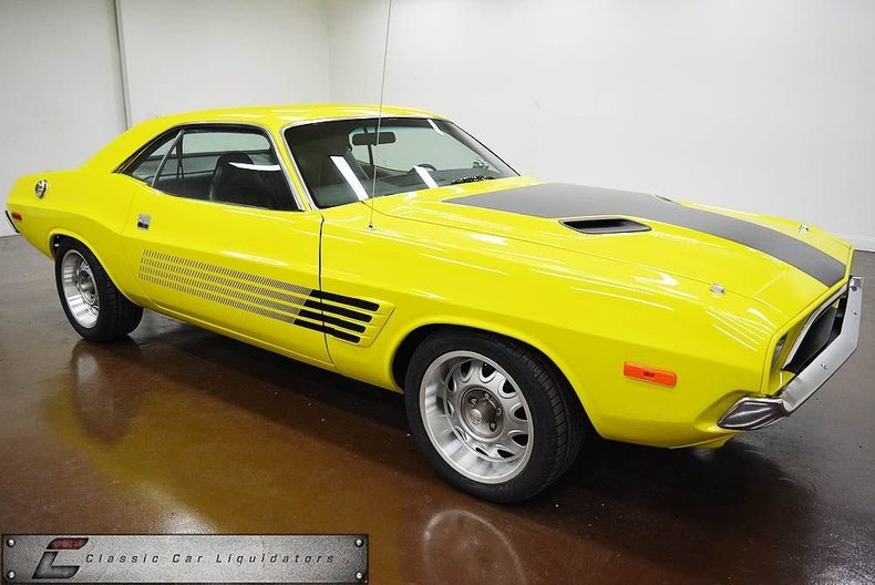 1974 Dodge Challenger For Sale