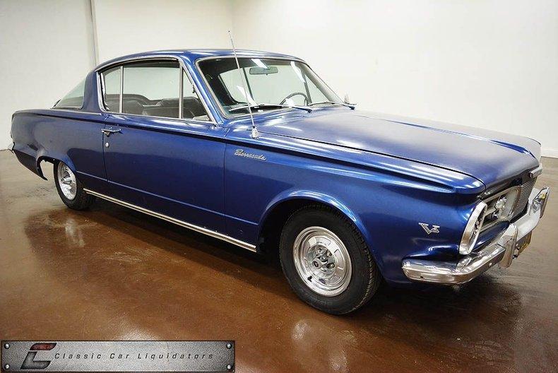 1965 Plymouth Baracuda