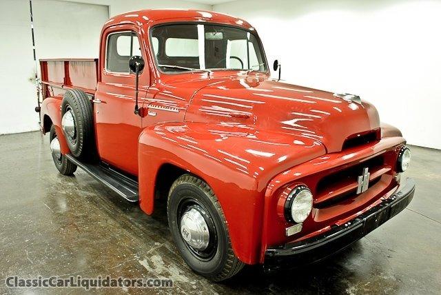 1955 International Harvester Other