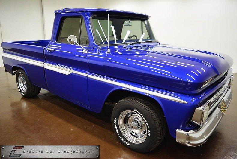 1966 Chevrolet C-10