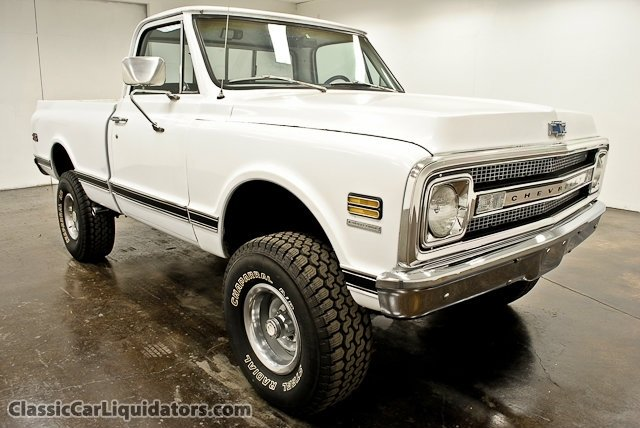 1970 Chevrolet Other Pickups