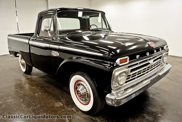 1966 Ford F-100
