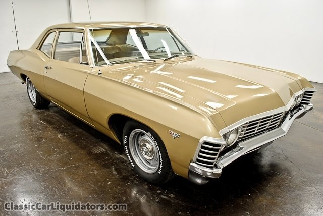 1967 Chevrolet Bel Air/150/210