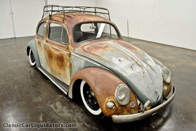 1957 Volkswagen Beetle - Classic