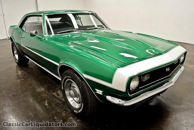 1968 Chevrolet 3100 Pickup