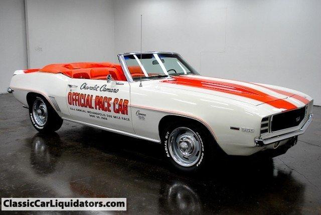 1969 Chevrolet 3100 Pickup